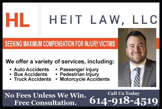 Exclusive Ad: Heit Law, LLC Westerville 9375453969 Logo