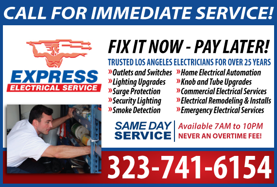 Exclusive Ad: Electric Los Angeles 3237471913 Logo
