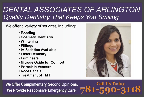 Exclusive Ad: Dental Associates of Arlington Arlington  Logo