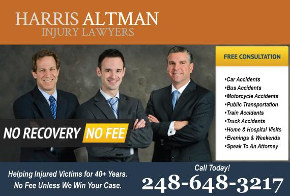 Exclusive Ad: Harris Altman Franklin 2485403100 Logo