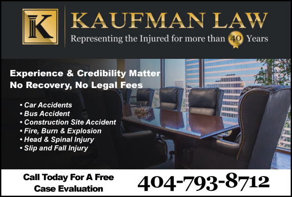 Exclusive Ad: Personal Injury Atlanta  Logo