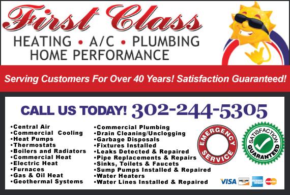 Exclusive Ad: Plumbing Millsboro 3029348900 Logo