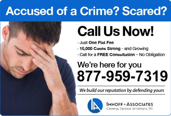Exclusive Ad: Imhoff (Tier 2 - $20)  8885192415 Logo