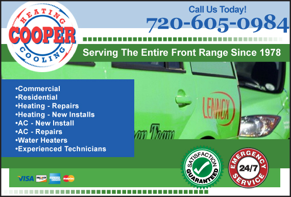 Exclusive Ad: HVAC Broomfield 3034664209 Logo