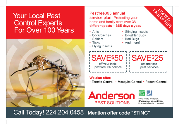 Exclusive Ad: Anderson Pest Solutions Reading 4074786915 Logo