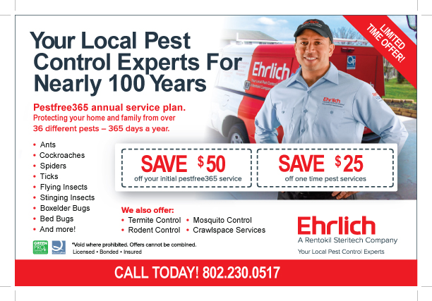 Exclusive Ad: Ehrlich (L&R) Knoxville 6105689032 Logo