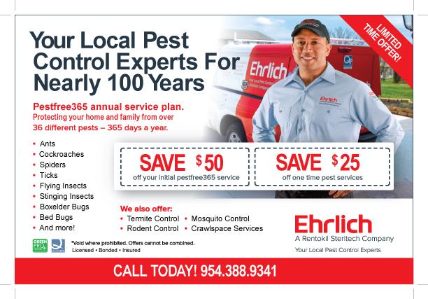 Exclusive Ad: Ehrlich (GF)  6105689032 Logo