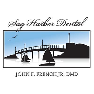 Sag Harbor Dental: John French Jr. DMD Logo
