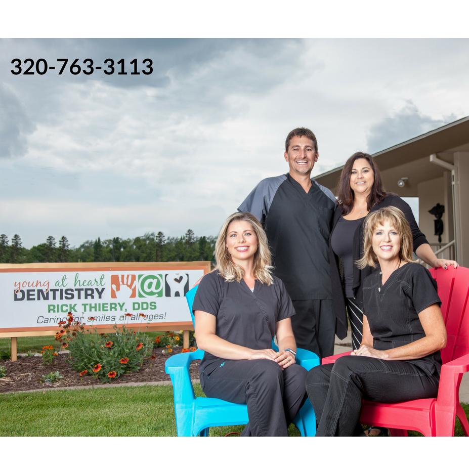 Young At Heart Dentistry Logo