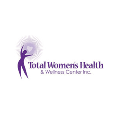 Total Women's Health & Wellness Center Logo