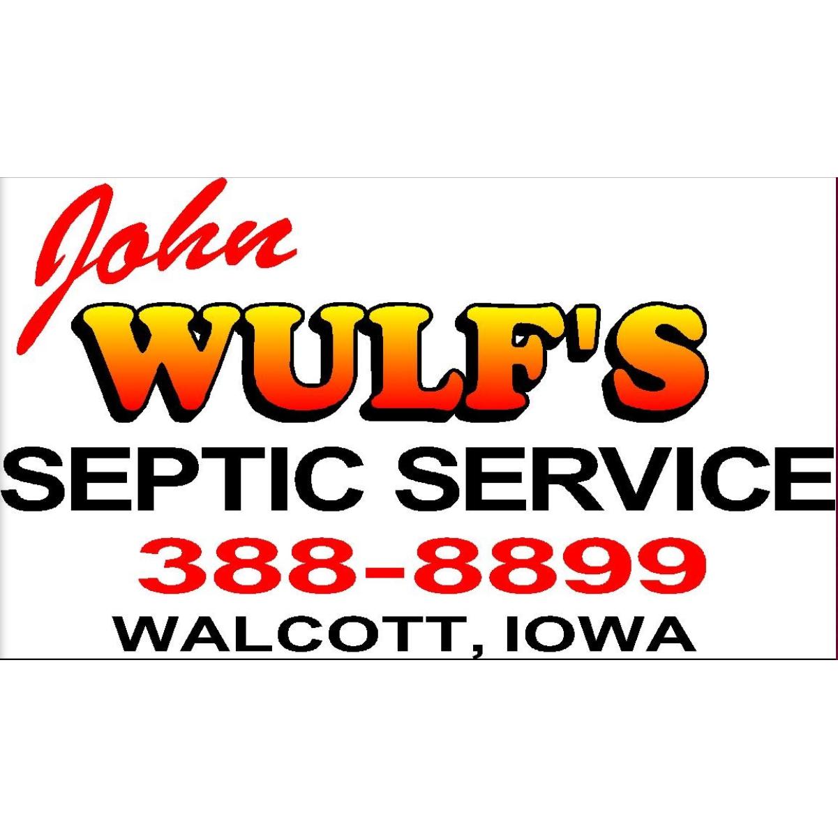 John Wulf's Septic Tank Service, LLC Logo