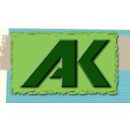 A-K Landscaping & Concrete Logo