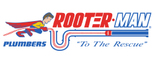 Rooter Man North East Kansas Logo