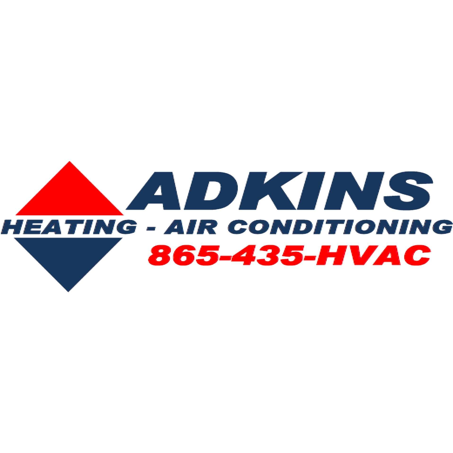 Adkins Heating and Air Conditioning Logo