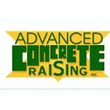 Advanced Concrete Raising Logo