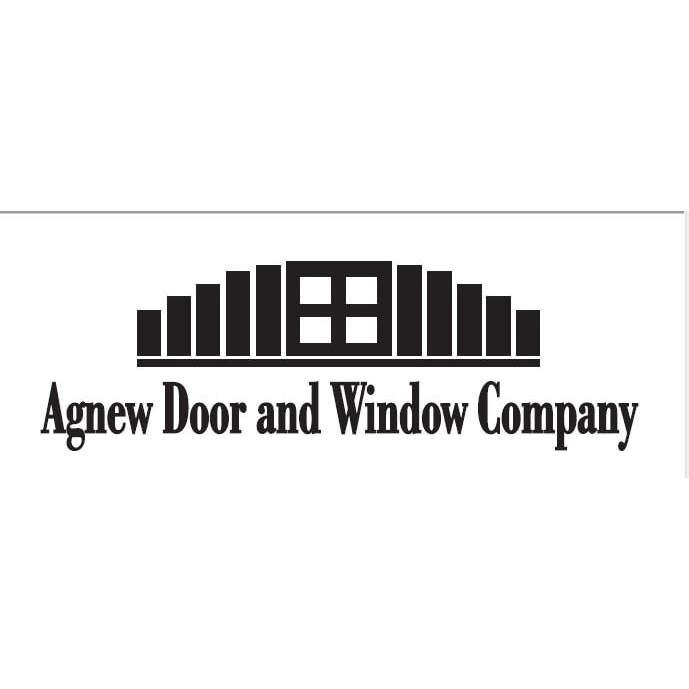 Agnew Door & Window Co. Logo