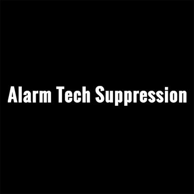 Alarm Tech Suppression Logo