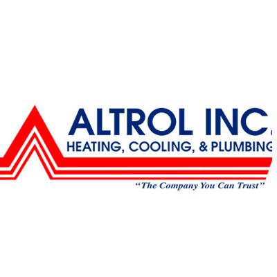 Altrol Heating, Cooling, & Plumbing Logo