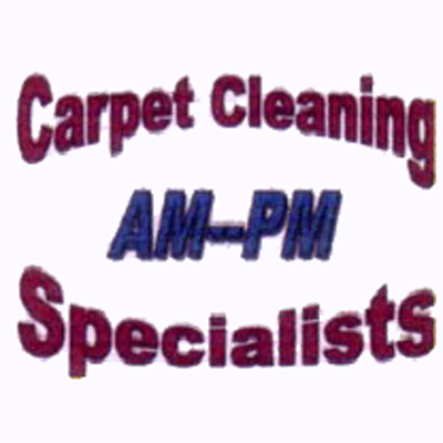 AM-PM Carpet Cleaning Specialists Logo