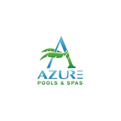 Azure Pools & Spas Logo