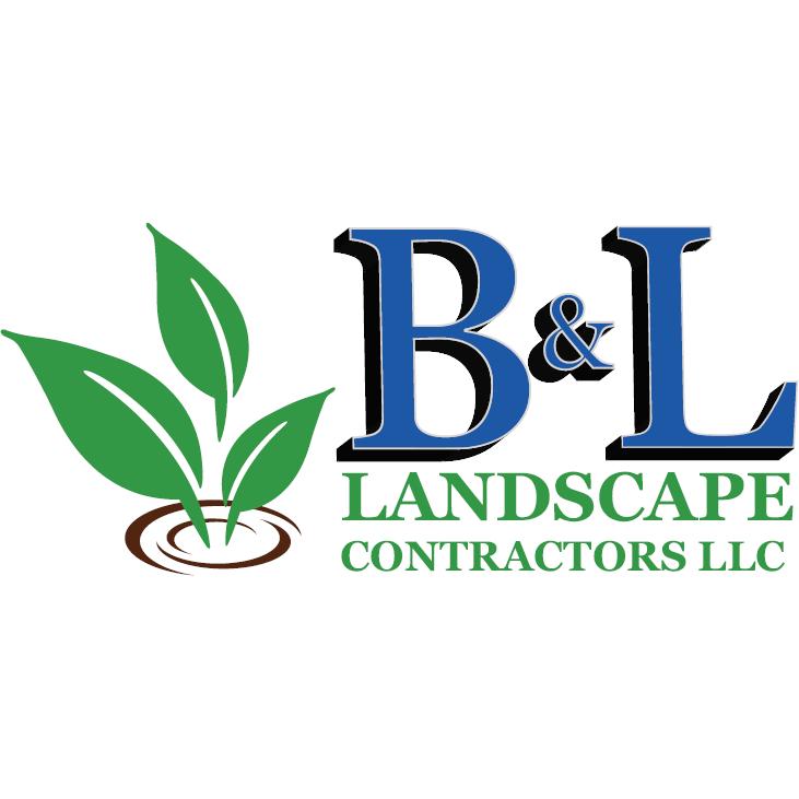 B & L Landscaping Contractors LLC Logo