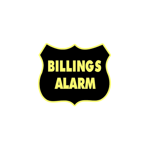 Billings Alarm, Audio & Automation Logo