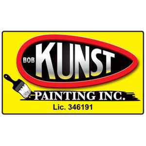 Bob Kunst Painting Inc Logo