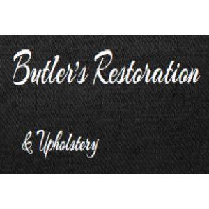 Butler's Restoration Logo
