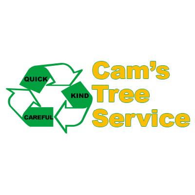 Cam's Tree Service Logo
