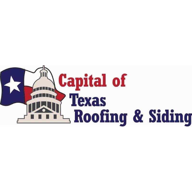 Capital of Texas Roofing & Siding Logo
