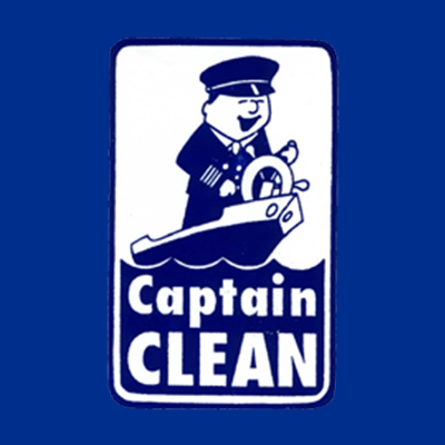 Captain Clean of Marshalltown Inc. Logo