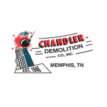 Chandler Demolition Logo