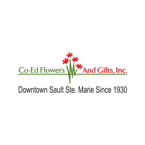 Co-Ed Flowers & Gifts Logo