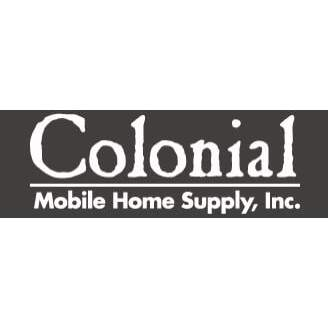 Colonial Mobile Home Supply Inc. Logo