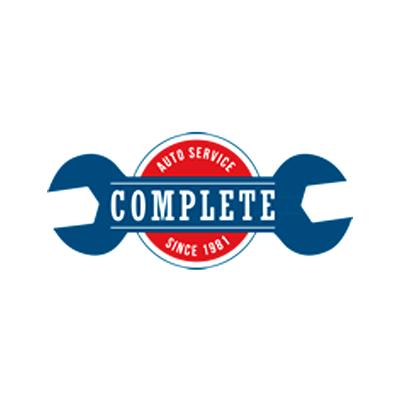 Complete Auto Service Logo