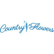 Country Flowers Logo