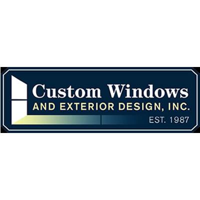 Custom Windows and Exterior Design Logo