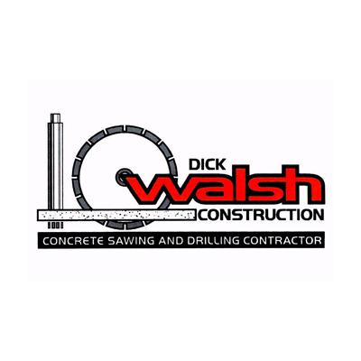 Dick Walsh Construction Logo