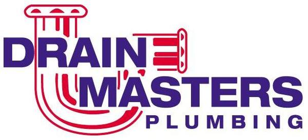 Drain Masters Plumbing Logo