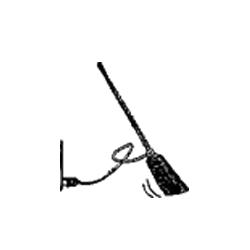 The Electric Broom Logo