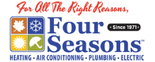 Heating & Air Conditioning Logo