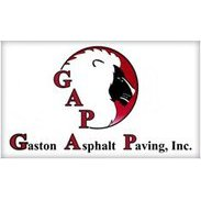 Gaston Asphalt Paving Inc Logo