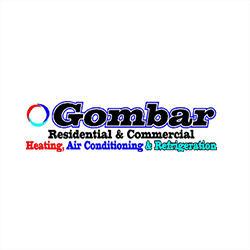 Gombar Commercial Refrigeration Logo
