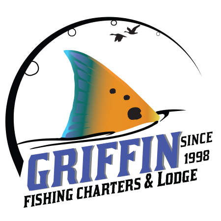 Griffin Fishing Charters and Lodge Logo
