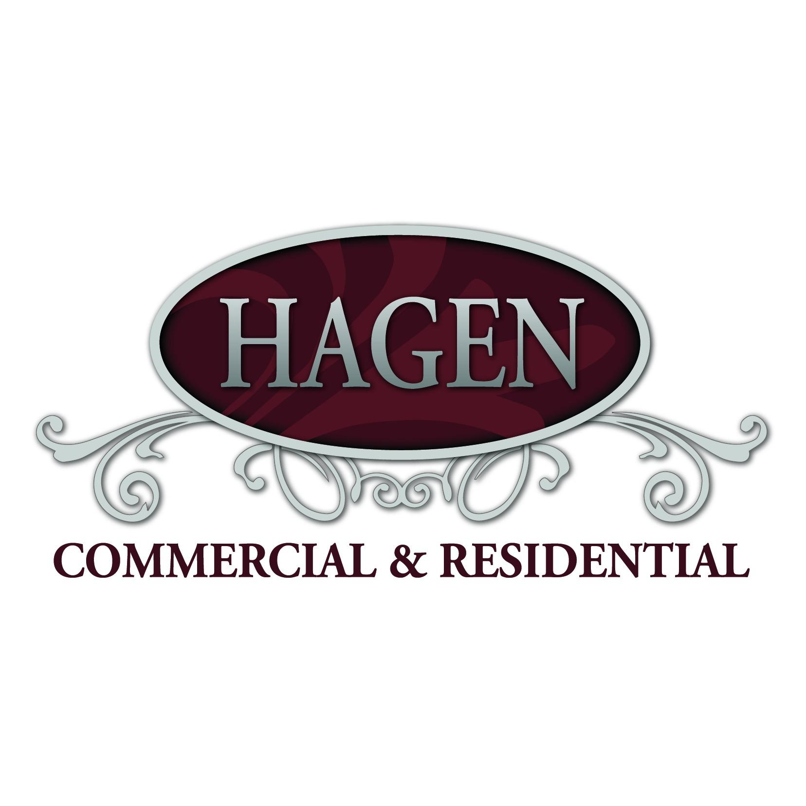 Hagen Glass Co Logo