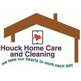 Houck Home Care and Cleaning Logo