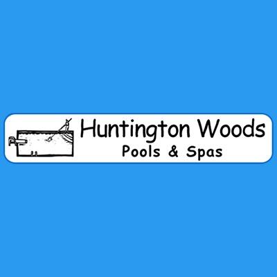 Huntington Woods Pools And Spas Logo
