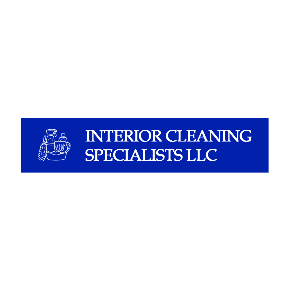 INTERIOR CLEANING SPECIALISTS LLC Logo