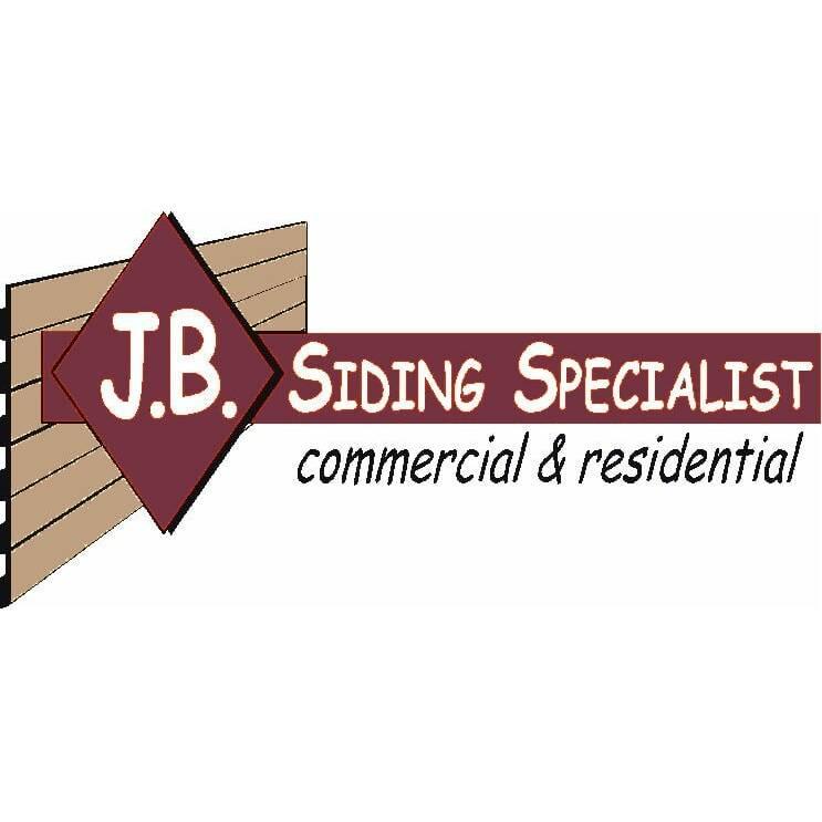 J B Siding Specialist Logo