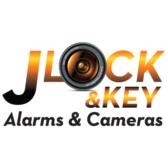 J Lock & Key Logo